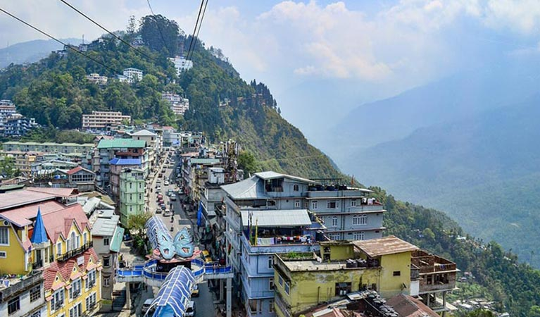 Gangtok and Darjeeling